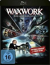 Waxwork Blu-ray NEU OVP