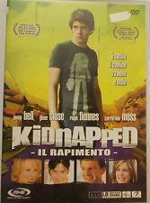 KIDNAPPED - IL RAPIMENTO (RALPH FIENNES-GLENN CLOSE) OTTIMO DVD