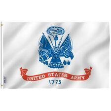 Anley Fly Breeze 3x5 Foot US Army Flag United States Military Flags Polyester