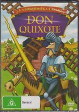 DON QUIXOTE - STORYTIME COLLECTION - DVD - NEW -