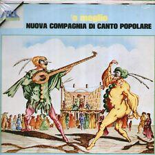 """NUOVA COMPAGNIA DI CANTO POPOLARE """" 'O MEGLIO """" LP  SIGILLATO ORIZZONTE"""