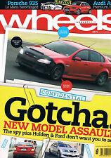 Wheels Aug 10 VE II Ferrari GTO Audi A1 Mini Countryman VW Polo GTI Golf R