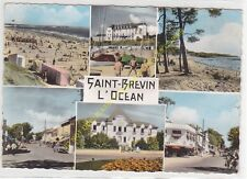 CPSM 44250 SAINT BREVIN L'OCEAN multivues Edit ESTEL 1964