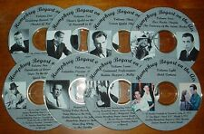 HUMPHREY BOGART on the air Vintage Radio Shows OTR-CDs