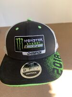 Monster Energy Nascar Cup Series Champions Cap Hat 2018 New Era 9 Fifty Snapback