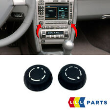 NEW GENUINE PORSCHE 997 987 PCM RADIO NAVIGATION VOLUME KNOB BUTTONS 911 CARRERA