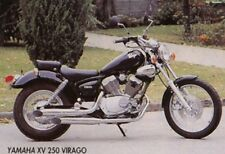 Marving tubo de escape Legend Y/cp14/bc Yamaha XV 125/250 Virago