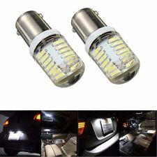 10x 24-SMD T11 T4W 4014 LED Bulb For Car Side Light Bulb Interior Lamp White