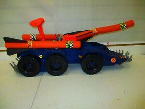 Vintage 1992 G.I. Joe Cobra Detonator Vehicle