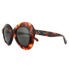 0fbbe100279d Celine Sunglasses 41445S Lola 086 IR Dark Havana Grey