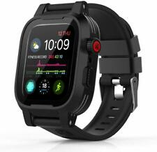 Apple Watch Series 6/5/4/SE Waterproof Case Band Underwater Durable Cover Strap