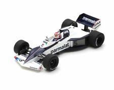 Brabham BT52 (Nelson Piquet - Winner Brazilian GP 1983) in Blue and White (1:43