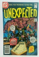 Unexpected #210 (1981) Johnny Peril & Vampire of the Apes DC Comics