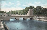 Rare Vintage Postcard - Glenam River - Co. Antrim, Northern Ireland Unposted.