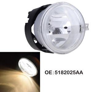 for Dodge Challenger Charger Nitro Avenger Caliber Fog Light Bumper Lamp 10-12
