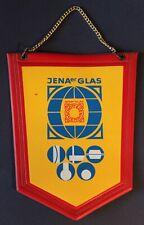 DDR Jenaer Glas - Schott und Gen  - Vintage - Reklame / Werbung