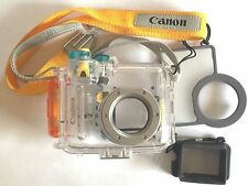 Rare Canon WP-DC60 Waterproof underwater scuba Case for Powershot A510 or A520
