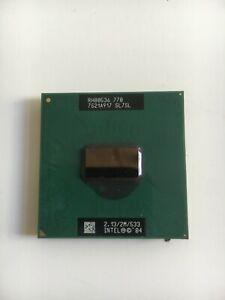 CPU Intel Pentium M 770 2.13GHz SL7SL Processor