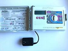 Rain Bird ESP M Modular Irrigation Sprinkler Controller 12 Zone w/ AC Adpater