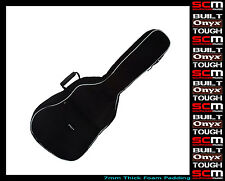 CLASSICAL GUITAR GIG BAG ONYX 1874B GIGMASTER 3/4 SIZE STRONG 7mm FOAM PADDING