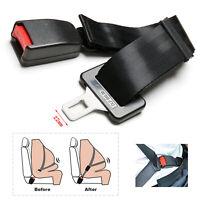 25-65cm réglable de sécurité voiture ceinture d'extension rallonge boucle 25mm