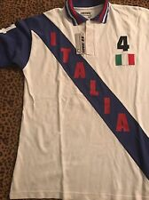 New BB Jeans  Italy Polo Team 4/xl Made In England