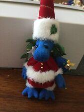 Deb Canham Dappled Dragons Christmas Dringle 1999 LE