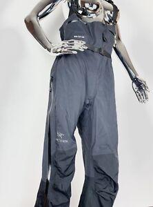 Arcteryx Theta SV Bib Gore Tex Women's Ladies Trousers Pants Size Large