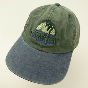 Wyndham Sugar Bay Beach Club & Resort Ball Cap Hat Adjustable Baseball Adult