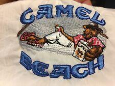 Joe Camel Beach Hat, Embroidered Nylon snap back Baseball Cap, NEW original box