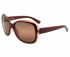 Cancer Council Women's Polarised Hamilton Sunglasses - Plum/Copper Mono