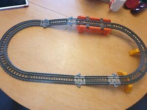 Fisher Price Trackmaster Thomas & Friends 2 in 1 Track builder set CDB57 add on