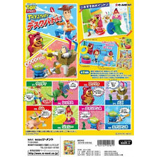 Re-Ment TOY STORY Desk Battle 8pcs Complete Set (1811) Japan import