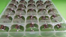 25 Spulen + Spulen Box für fasst alle Pfaff und Gritzner Nähmaschinen