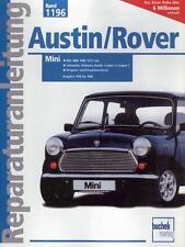 Austin/Rover MINI Cooper 1976-96 (850 1000 1100 1275) Reparaturanleitung DEUTSCH