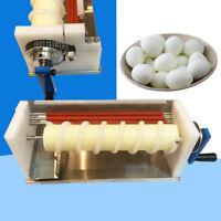 Stainless Steel Quail Bird Eggs Huller Sheller Manual Quail Egg Peeler Machine