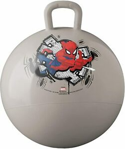 Hedstrom Spider-Man Skye Bouncing Ball Kids Bouncing Ball