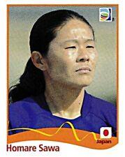 Panini Frauen Fussball WM 2011 Deutschland -  Sticker 112 - Homare Sawa
