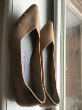 New ListingSold Out Rothys Merino Point Flat Shoes Camel 7.5