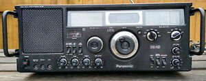 Panasonic DR 49 Worldwide Radio Receiver 240v/12v Solid State FM AM MW LW SW