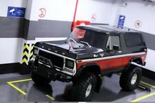 Wheelbase 313mm Body  For TRAXXAS TRX-4 Proline FJ40 AXIAL SCX10 AX90047 AX90046