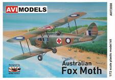 AVI Models de Havilland DH-83 Australian Fox Moth 1/72