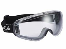 Bolle Pilot Safety Goggles Clear Over Glasses PILOPSI