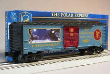 1Lionel Polar Express 10th Anniversary Boxcar o gauge 6-25965 Nib Nr Disc