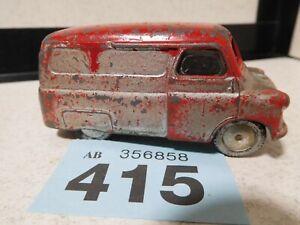 Vintage Corgi Toys Bedford CA Van (415)