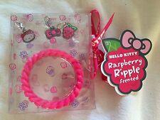 Pink Hello Kitty Charm Bracelet New
