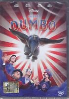 dvd Disney DUMBO IL FILM THE MOVIE nuovo sigillato 2019