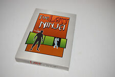 The LAST NINJA Atari 2600 Video Game Atari2600.Com 2007 NEW In BOX