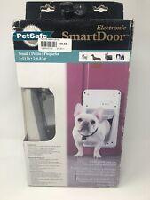 PetSafe SmartDoor Electronic Small Pet Dog Door  PPA11-10711 New in Box