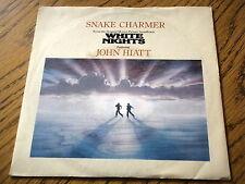 """JOHN HIATT - SNAKE CHARMER  7"""" VINYL"""